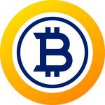 Bitcoin Gold BTG logo