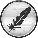 Feathercoin FTC logo