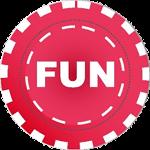FunFair FUN logo