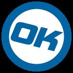 OKCash OK logo